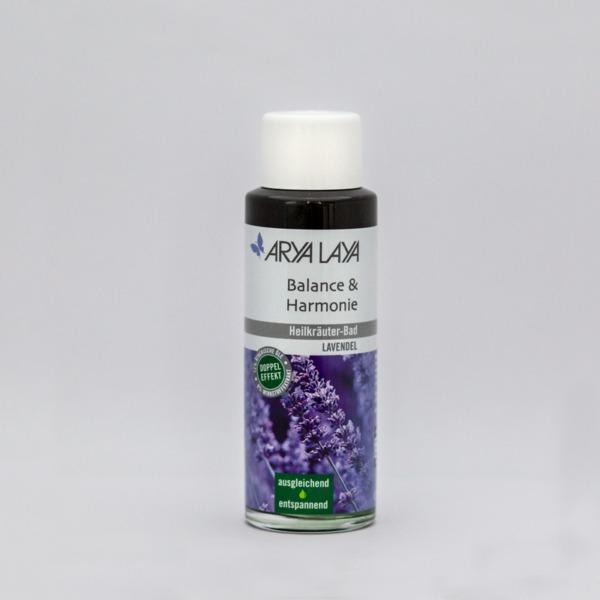 Lavendel-Flasker-Badeoljer
