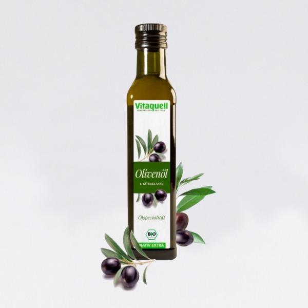 Olivenolje-Økologisk