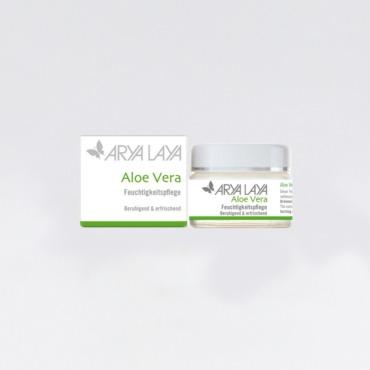 Aloe-Vera-fuktighetspleiekrem