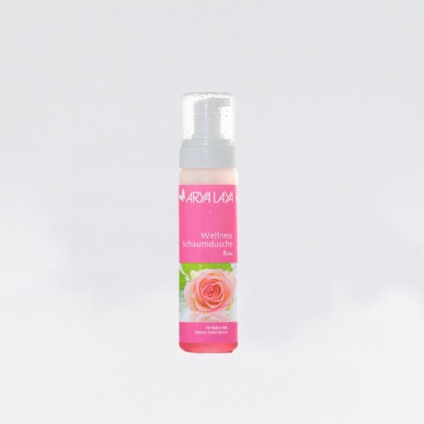 Aroma-dusjmousse-Rose
