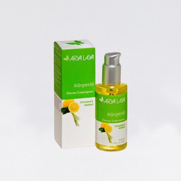 Bodyoil-lemongrasssitron